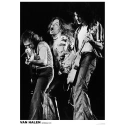 Van Halen - Rotterdam 1979 - Standard Poster