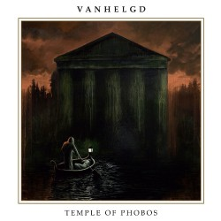 Vanhelgd - Temple of Phobos - CD
