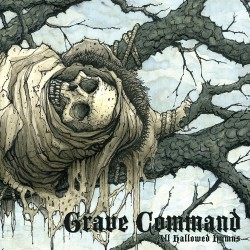 Various Artists - Grave Command: All Hallowed Hymns - LP PICTURE