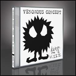 Venomous Concept - Kick Me Silly; VC3 - CD
