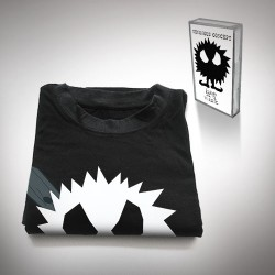 Venomous Concept - Kick Me Silly; VC3 - TAPE + T Shirt Bundle (Men)