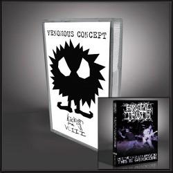 Venomous Concept - Kick Me Silly; VC3 + For the Ugly - TAPE + DVD Bundle