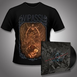 Vipassi - Sunyata + Tree of Life - LP Gatefold + T Shirt Bundle (Men)
