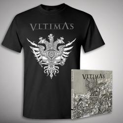 Vltimas - Something Wicked Praevalidus Bundle - CD + T Shirt bundle (Men)