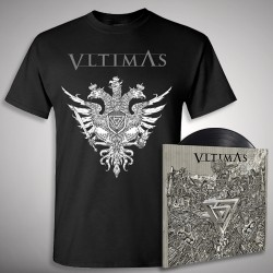 Vltimas - Something Wicked Praevalidus Bundle - LP + T shirt Bundle (Men)