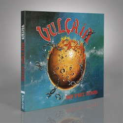 Vulcain - Rock'n'roll Secours - CD DIGIPAK + Digital