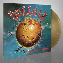 Vulcain - Rock'n'roll Secours - LP Gatefold Colored + Digital