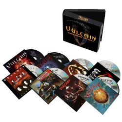 Vulcain - Studio Albums 1984-2013 - 8CD BOX + Digital