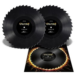 Vulcain - Vinyle - Double LP Saw Shape + Digital