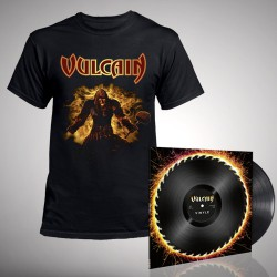 Vulcain - Vinyle + Vulcain - LP Gatefold + T Shirt Bundle (Men)