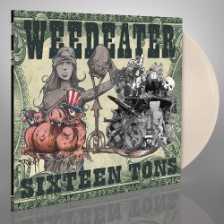 Weedeater - Sixteen Tons - LP Gatefold Colored