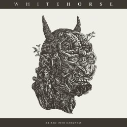 Whitehorse - Raized Into Darkness - LP