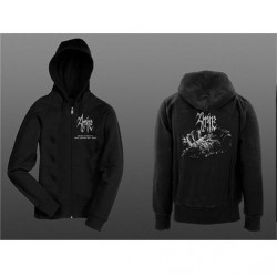 Zhrine - North American Tour 2016 - Hooded Sweat Shirt (Men)