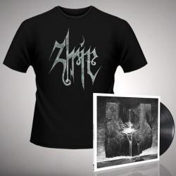 Zhrine - Unortheta + Logo - LP Gatefold + T Shirt Bundle (Men)