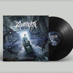 Zornheym - Where Hatred Dwells And Darkness Reigns - LP Gatefold Colored