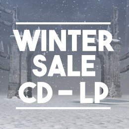 Metal CDs and LPs on sale!