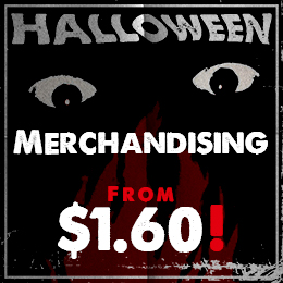 Halloween merch from $1.60!