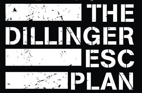 All Dillinger Escape Plan items