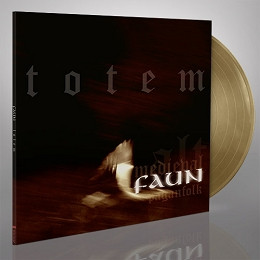 The very first vinyl presentation of Faun