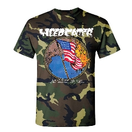 Choose the design and the new Camouflage shirt
